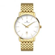 Accurist Classic Gold Mans Watch