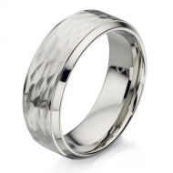 Adventurer Hammered Ring