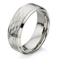 Adventurer Hammered Ring