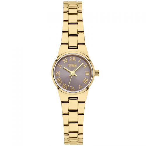 Storm Mini Roma Gold Watch