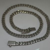 Handmade Sterling Silver Neck Chain
