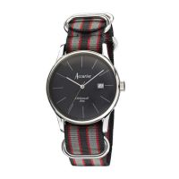 Accurist Black Clerkenwell Mens Watch MS734b