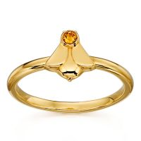 Orla Kiely Animal Stories Gold Bee Ring