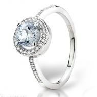 Central Sparkle Ring