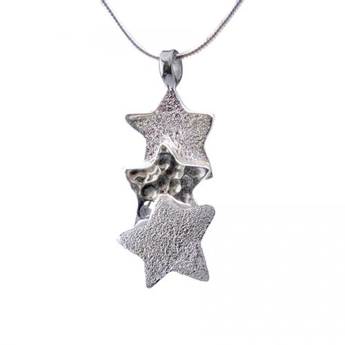 Three Stars Pendant