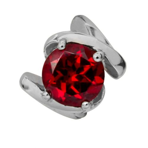 Endless Garnet Energy Charm