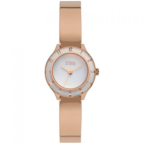 Storm Zyla Rose Gold Watch