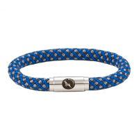 Boing Middy Climbing Rope Bracelet in Bluestone