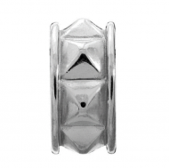 Endless J-Lo Collection Rising Cubes Silver Charm