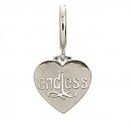 Endless Coin Silver Charm