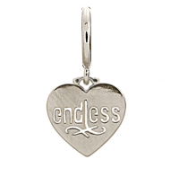 Endless Coin Silver Charm