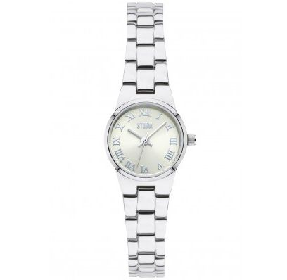 STORM MINI ROMA SILVER LADIES WATCH