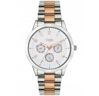STORM MULTINE ROSE GOLD WATCH
