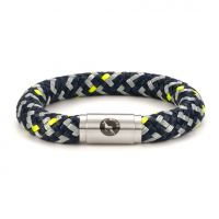 Boing Chunky Climbing Rope Bracelet in Hudson Colourway