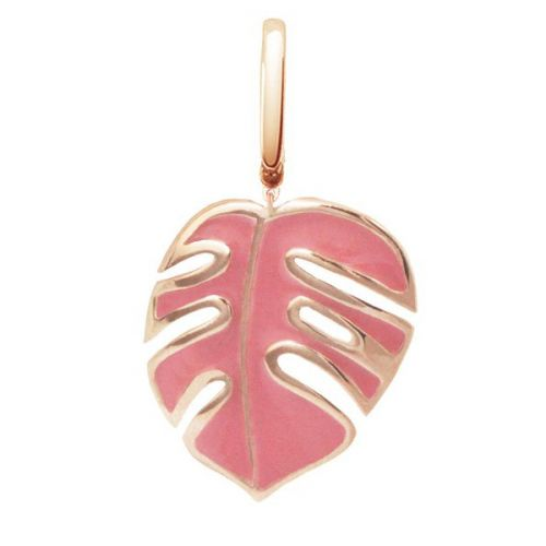 "Oak ""Mini Monsoon"" Pink Pendant Charm"