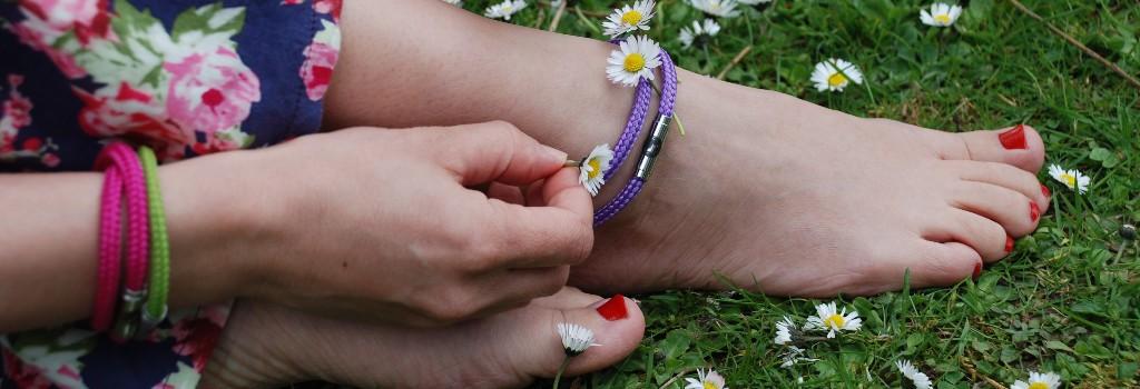 Boing Jewellery Rope Bracelets Amulet Fine Jewellery