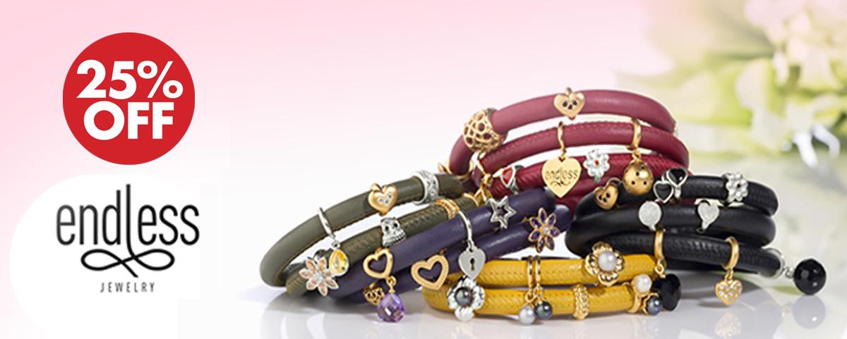 Endless Leather Bracelets